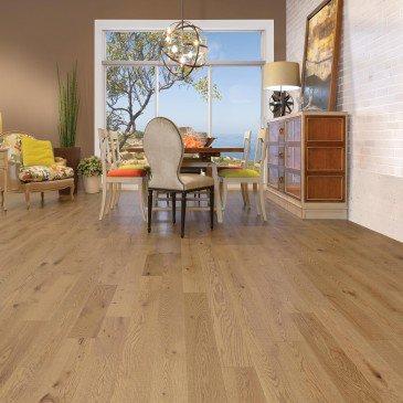 Brown Red Oak Hardwood flooring / Papyrus Mirage Imagine / Inspiration