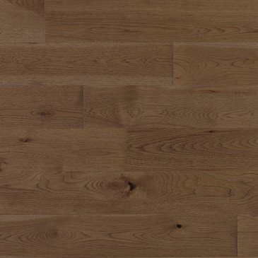 Brown Hickory Hardwood flooring / Savanna Mirage Herringbone