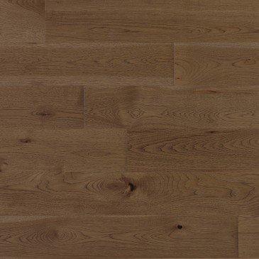 Planchers de bois franc Hickory Brun / Mirage Herringbone Savanna