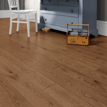 Beige Red Oak Hardwood flooring / Carmel Mirage Escape / Inspiration