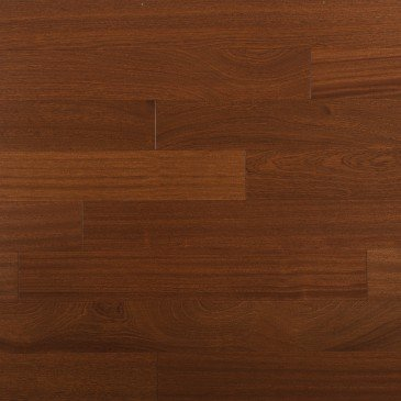 Brown African Mahogany Hardwood Flooring Br Mirage Exotic