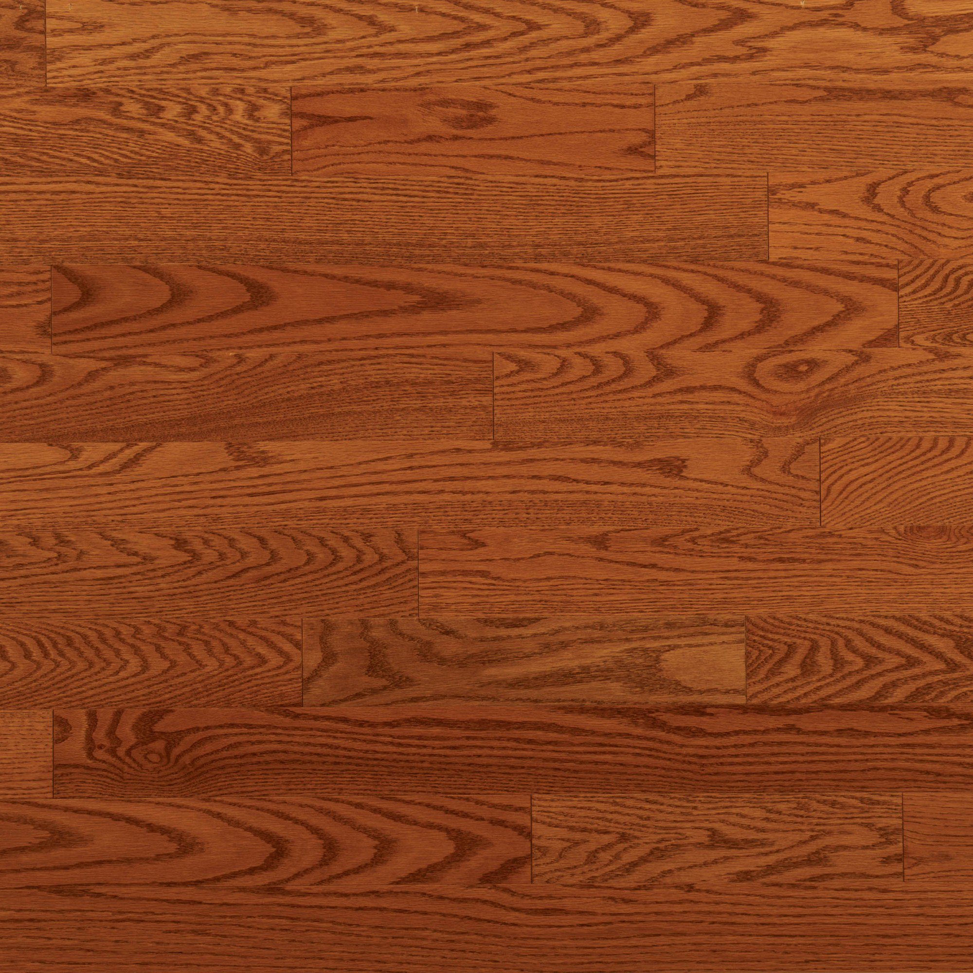 Chêne rouge Auburn - Image plancher