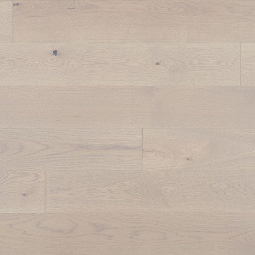 White White Oak Hardwood flooring / Snowdrift Mirage Flair