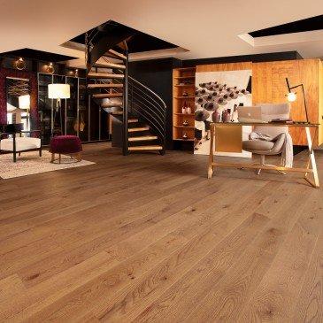 Grey Red Oak Hardwood flooring / Papyrus Mirage Imagine / Inspiration